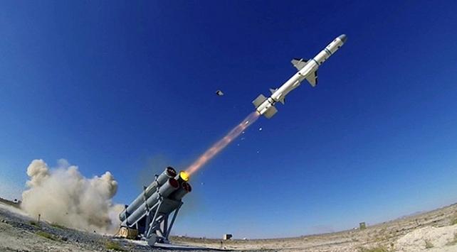 Yeni milli füze ATMACAnın ilk atışı gerçekleştirildi