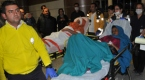 Somalili yaralılar Ankaraya getirildi