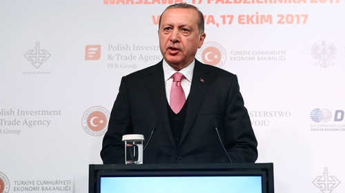 Cumhurbaşkanı Erdoğandan ABye: Minderden kaçan biz olmayacağız