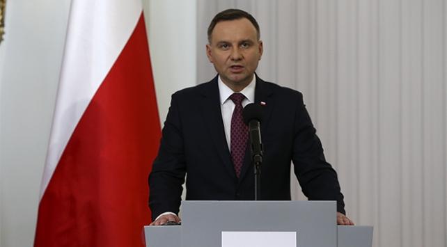 Polonya Cumhurbaşkanı Duda: Türkiye ABye tam üye olacaktır
