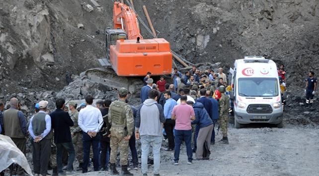 Şırnakta kömür ocağında göçük: 7 işçi hayatını kaybetti