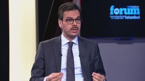 TRT Genel Müdürü İbrahim Eren: Haberciliğin değişime ilham verdiği bir habercilik istiyoruz