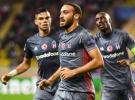 Beşiktaş Şampiyonlar Ligi'nde üçte üç yaptı