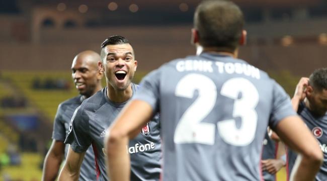 Beşiktaşın galibiyeti Fransız basınında