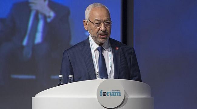 Gannuşi: Osmanlı çöktü, Ortadoğuda huzursuzluk ortaya çıktı