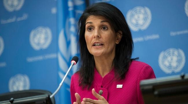 ABD, İranı hedef aldı: Her tehdit onlarla bağlantılı