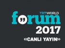 TRT World bir gelenek başlatıyor: TRT World Forum