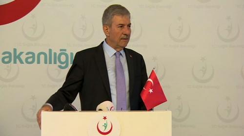 Sağlık Bakanı Demircandan Deniz Baykalın sağlık durumuna ilişkin açıklama