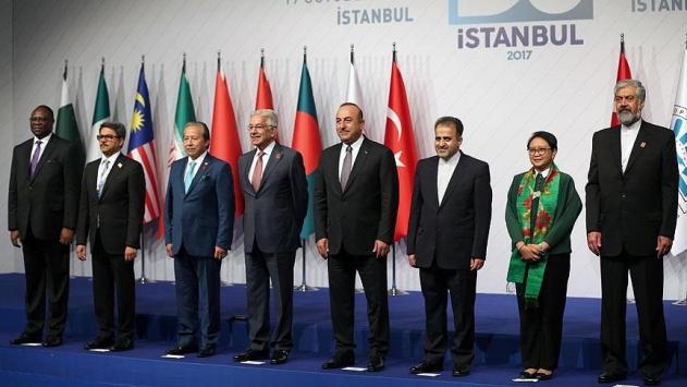D8 Örgütü 9. Zirve Toplantısı İstanbulda yapılacak