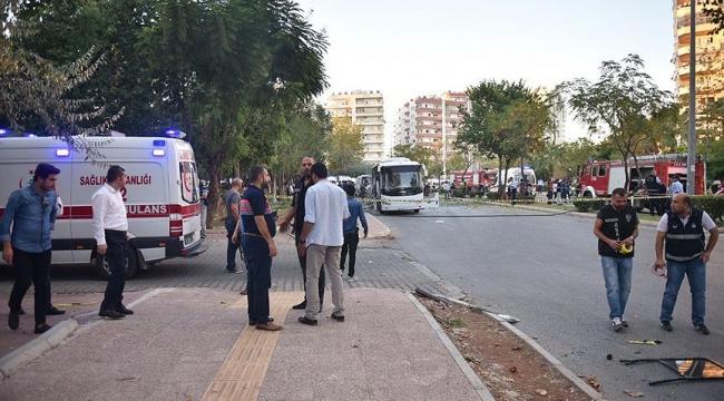 Mersindeki terör saldırısıyla ilgili 11 kişi gözaltında