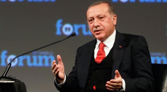 Cumhurbaşkanı Erdoğandan ABDye: Sen çiftliktekini ver bakalım ona göre ne kadar stratejik ortağız görmüş olalım