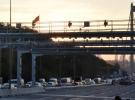 FSM Köprüsü'nde çalışmalar tamamlandı trafik normale döndü