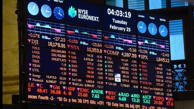 Küresel piyasalar Yellenın konuşmasına odaklandı