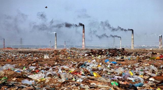9 milyon kişinin ölümü çevre kirliliği ile bağlantılı çıktı