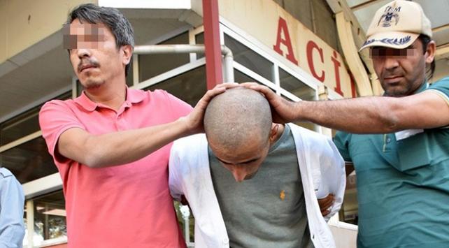 12 gün boyunca kaçıp saçlarını kazıtan terörist yakalandı