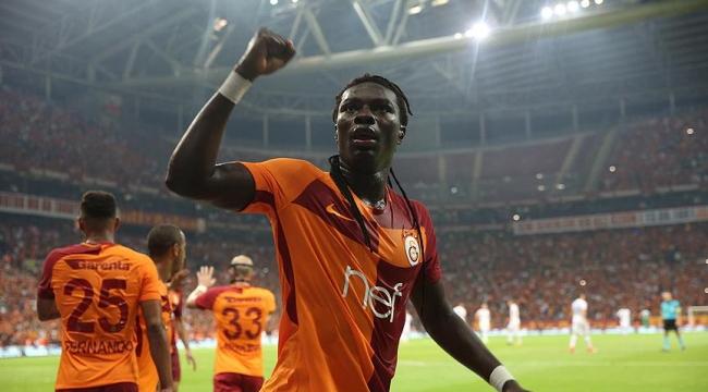 Galatasarayda gözler Gomise çevrildi