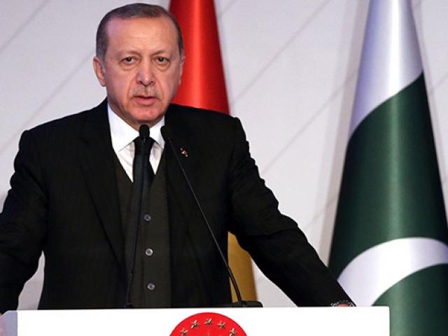 Cumhurbaşkanı Erdoğan: Milli para birimlerimizi kullandığımızda D-8de devrim yaşanır
