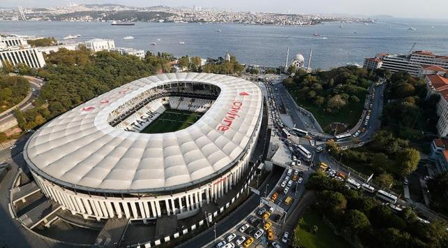 Beşiktaşın stadı Vodafone Park finalist oldu