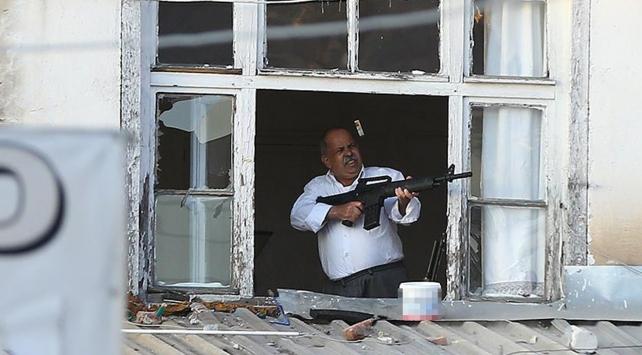 Ankaradaki tüfekli saldırgan etkisiz hale getirildi