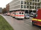 Almanya'da bıçaklı saldırı: 8 kişi yaralandı