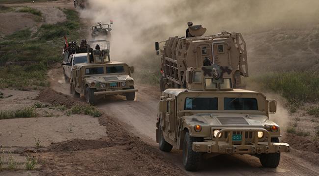 Irak: Peşmerge Alman yapımı termal füzelerle saldırıyor