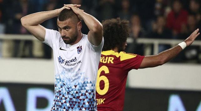 Trabzonspor, Malatyada tek golle yıkıldı