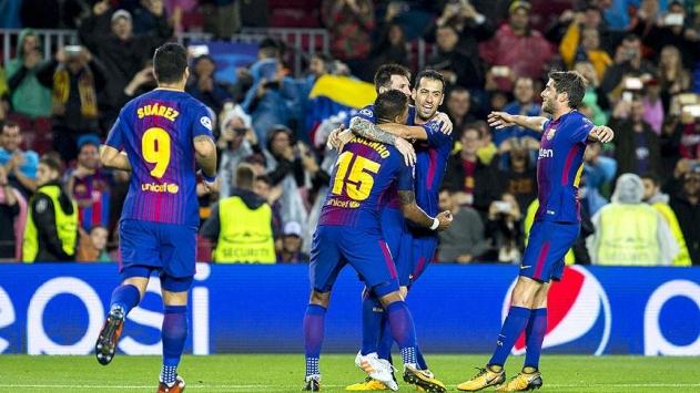 Barcelona Malagayı 2-0 yendi