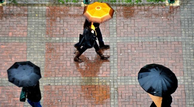 Meteoroloji uyardı! Sıcaklık düşüyor, yağmur geliyor
