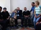 Cumhurbaşkanı Erdoğan'dan sürpriz ev ziyaretleri
