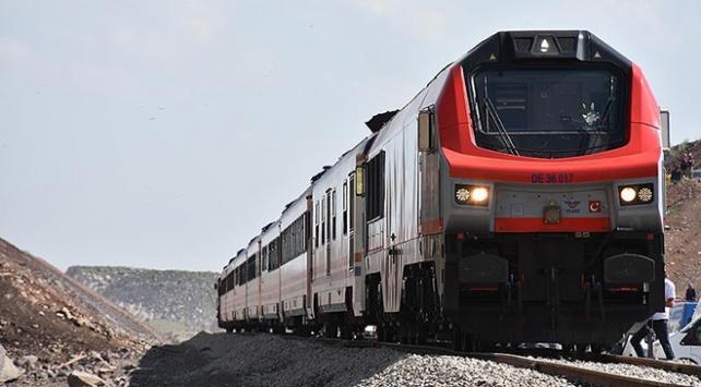 Demir İpek Yolunda ilk resmi sefer 30 Ekimde