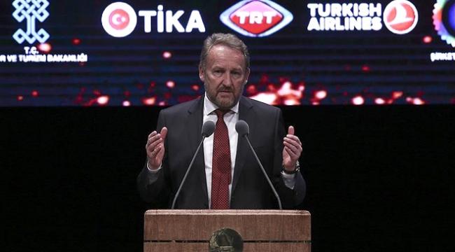 """""""Recep Tayyip Erdoğan bugün bu emanete sahip çıkıyor"""""""
