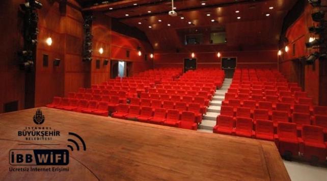 İBB Şehir Tiyatrolarında ücretsiz Wi-Fi dönemi
