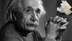 Einsteinın bahşiş yerine verdiği nota servet harcadı