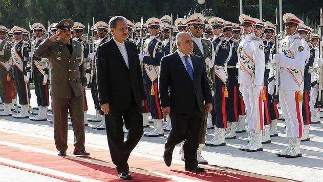 Irak Başbakanı İbadi İranda