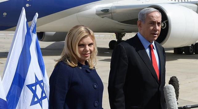 Netanyahunun eşi bir kez daha mahkemelik