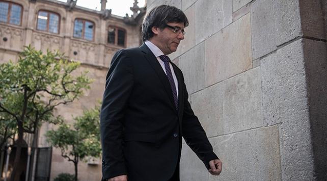 Belçika, Katalan lider Puigdemonta kapıyı açtı