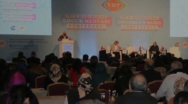 """""""TRT 6. Uluslararası Çocuk Medyası Konferansı"""" 1-2 Kasımda başlıyor"""
