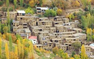 Saklı cennet Hizanda sonbahar