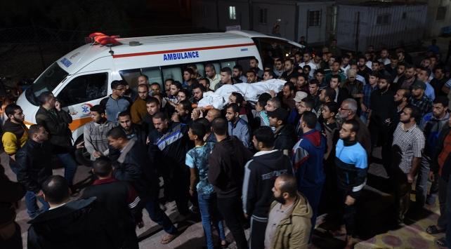 İsrail, Gazze sınırında bir tüneli havaya uçurdu: 8 ölü, 12 yaralı