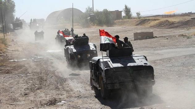 Irak güçleri tüm tartışmalı bölgelerde kontrolü sağladı