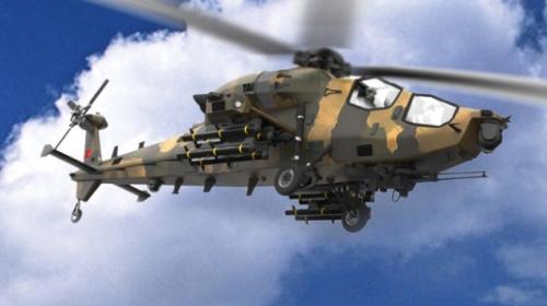 İkinci nesil ATAK Helikopteri