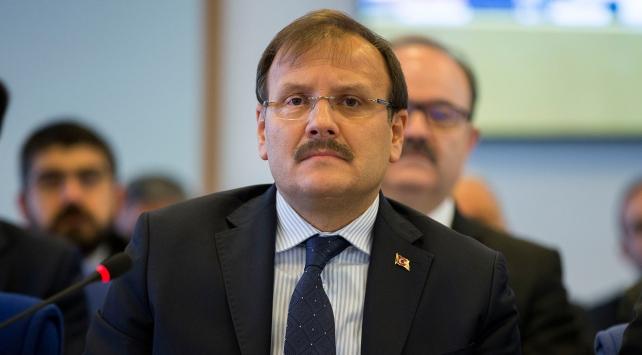 Başbakan Yardımcısı Çavuşoğlu: Temennimiz Kudüse özenle saygı duyulmasıdır