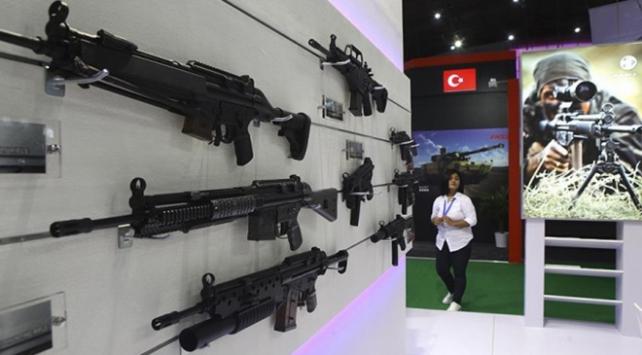 Türk silahlarına dünyanın dört bir yanından büyük ilgi