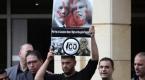 Filistinde Balfour Deklarasyonu protestosu