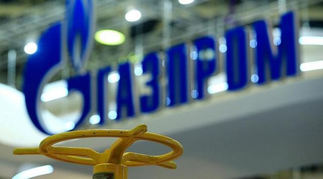 Gazpromun doğalgaz üretimi 384,1 milyar metreküpe çıktı