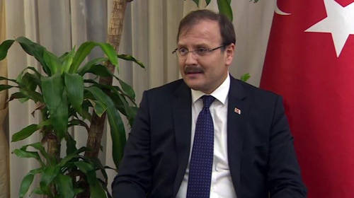 Başbakan Yardımcısı Çavuşoğlu'ndan TRT Haber'e önemli açıklamalar