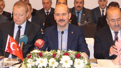 Bakan Soylu: Şemdinli'de tarihi bir ders aldılar