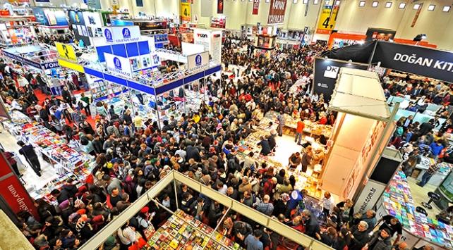 İstanbul Kitap Fuarı 36. kez kapılarını açtı