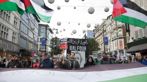 Balfour Deklarasyonu'nun 100. yılı