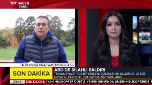 ABD'deki saldırıya ilişkin detayları Washington muhabiri Baybora Tınaz aktardı